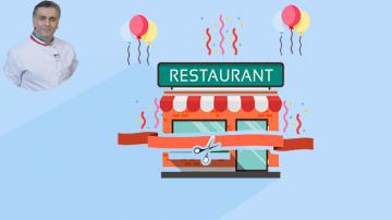 دوره مهندسی راه اندازی رستوران آقای شهرام شجاعی