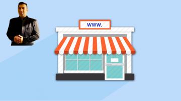 دوره غیر تعاملی صفر تا 100 طراحی یک فروشگاه اینترنتی آقای نیاهل شعبانی