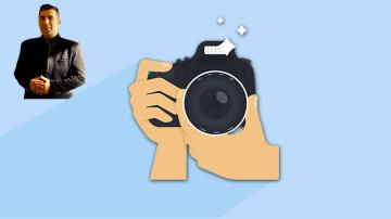 دوره تخصصی آموزش عکاسی از محصولات آقای نیاهل شعبانی