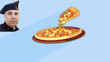 دوره آموزش هفت نوع پیتزا